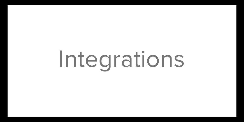 STM button 2 integrations
