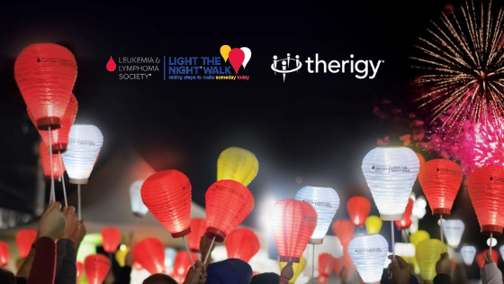 LLS light the night email header